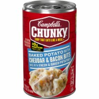 Campbell's Chunky Baked Potato with Cheddar & Bacon Bits Soup