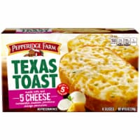 Pepperidge Farm 5 Cheese Texas Toast 6 Count