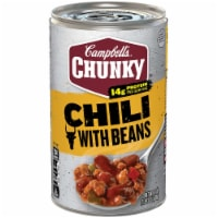 Campbell's Chunky Roadhouse Chili with Beans