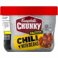 Campbell's Chunky Beef & Bean Roadhouse Chili
