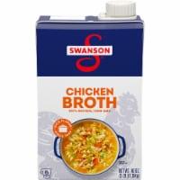 Swanson Chicken Broth - 48 oz