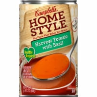 Campbell's Homestyle Healthy Request Harvest Tomato with Basil Soup - 18.7 oz