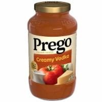 Prego Creamy Vodka Pasta Sauce