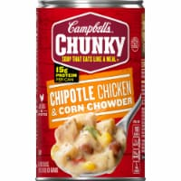 Campbell's Chunky Chipotle Chicken & Corn Chowder Soup