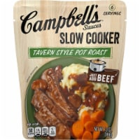Campbell's Tavern Style Pot Roast Slow Cooker Sauce