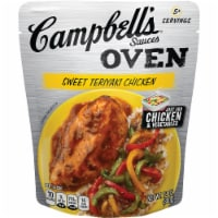 Campbell's Sweet Teriyaki Chicken Oven Sauce