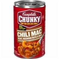 Campbell's Chunky Chili Mac Soup - 18.8 oz