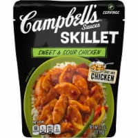 Campbell's Sweet and Sour Chicken Skillet Sauce