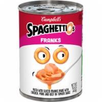 Campbell's SpaghettiOs Franks