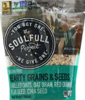 The Soulfull Project Hearty Grains & Seeds