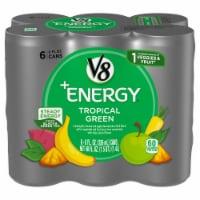 V8 +Energy Tropical Green Beverage