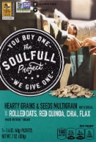 The Soulfull Project Hearty Grains & Seeds Hot Cereal