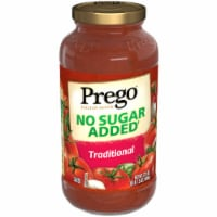 Prego No Sugar Added Traditional Italian Sauce