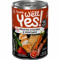Campbell's Well Yes! Roasted Chicken Vegetable Soup