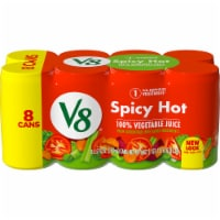 V8 Spicy Hot Vegetable Juice