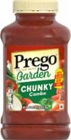 Prego Garden Chunky Combo Italian Sauce - 45 oz