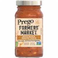 Prego Farmers' Market White Bean & Roasted Garlic Pasta Sauce