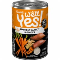 Campbell's Well Yes Soup Carrot Ginger - 16.3 oz