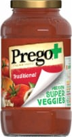 Prego Traditional Plus Hidden Super Veggies Sauce