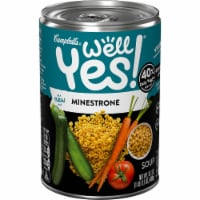 Campbell's Well Yes! Minestrone Soup
