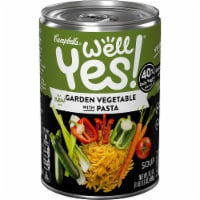 Campbell's Well Yes! Garden Vegetable with Pasta Soup