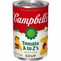 Campbell's Tomato A to Z's Condensed Soup