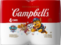 Campbell's® Paw Patrol Condensed Pasta and Chicken Soup - 4 ct / 10.5 oz