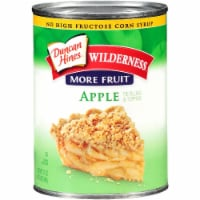Wilderness More Fruit Apple Pie Filling & Topping - 21 oz