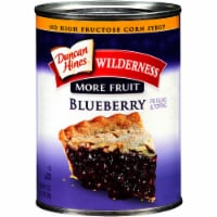 Wilderness More Fruit Blueberry Pie Filling & Topping - 21 oz