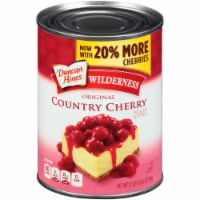 Wilderness Country Cherry Pie Filling - 21 oz