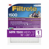 Filtrete Healthy Living 1500 Ultra Allergen Filter