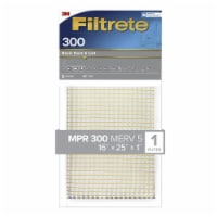 3M Filtrete Dust Reduction 300 High Air Flow Filter
