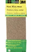 3M Aluminum Oxide Course Sandpaper - 6 Pack