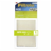 Filtrete Clean Living 600 Dust and Pollen Reduction Filter