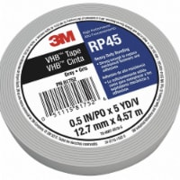 3m Foam Tape,Gray,5 yd.L x 3/4 in.W,Acrylic HAWA