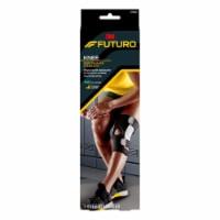 Futuro Performance Knee Stabilizer - Black - 1 ct
