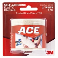 Ace 2 inch Self-Adhering Elastic Bandage - 1 ct