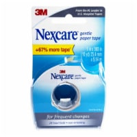 Nexcare Flexible Clear First Aid Tape Dispenser - 1 in x 10 yd