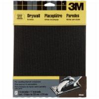 3M Medium Grade Drywall Sanding Screen - 2 Pack - 9 x 11 in