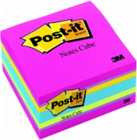 Post-it® Ultra Collection Notes Cube
