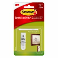 Command™ Small Damage-Free Hanging Picture Strips