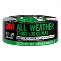 Scotch Heavy Duty All-Weather Duct Tape - Gray