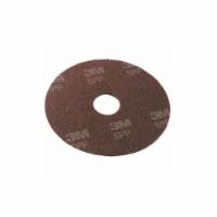 Scotch-Brite Surface Preparation Pad, 17  Diameter, Maroon, 10/Carton SPP17 - 1