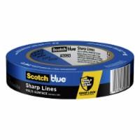 Scotch Blue Advanced Multi-Surface Painter's Tape - Blue