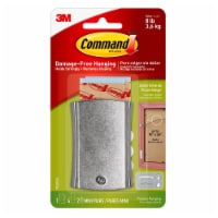 3M Command Picture and Frame Damage-Free Hanging Wire-Backed Set - 7 Piece
