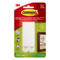 Command™ Damage-Free Large Picture Hanging Strips - White - 4 pk