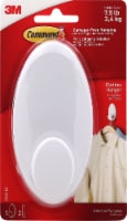 Command Strips Clothes Hanger 3 Pack - White