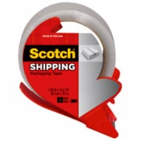 Scotch® Shipping Packaging Tape - Clear