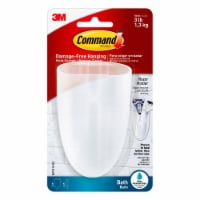 Command™ Bath Damage-Free Razor Holder with Water Resistant Strip