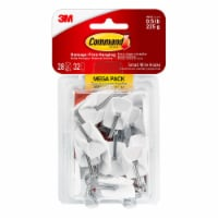 Command™ Damage-Free Small Wire Hooks - White